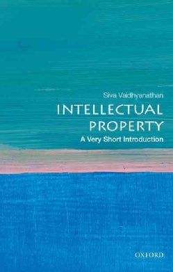 Intellectual Property: A Very Short Introduction (Paperback)