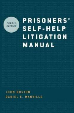 Prisoners' Self-Help Litigation Manual (Paperback)