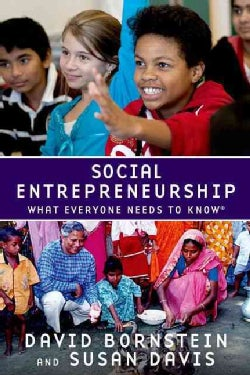 Social Entrepreneurship: What Everyone Needs to Know (Paperback)