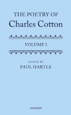 The Poetry of Charles Cotton (Hardcover)