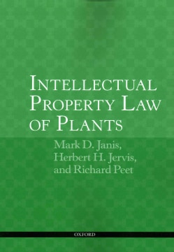Intellectual Property Law of Plants (Paperback)