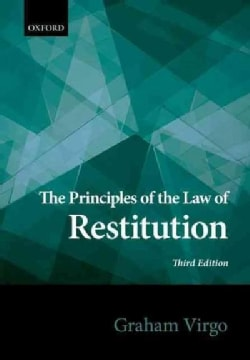 The Principles of the Law of Restitution (Paperback)