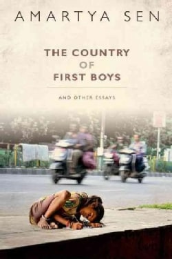 The Country of First Boys: And Other Essays (Hardcover)