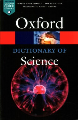 A Dictionary of Science (Paperback)