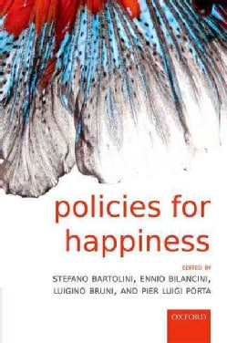 Policies for Happiness (Hardcover)