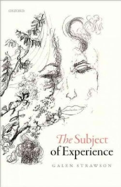 The Subject of Experience (Hardcover)