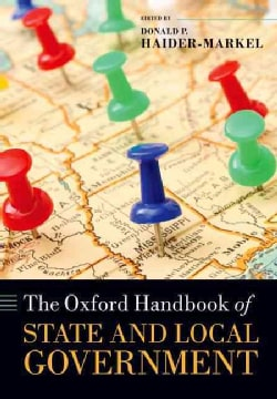 The Oxford Handbook of State and Local Government (Paperback)
