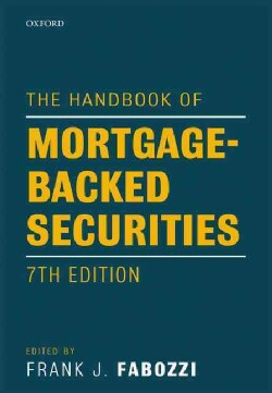 The Handbook of Mortgage-Backed Securities (Hardcover)