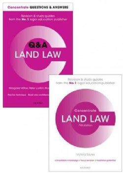 Land Law Revision Pack 2017: Law Revision and Study Guide (Paperback)