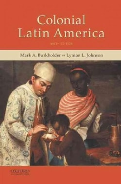 Colonial Latin America (Paperback)