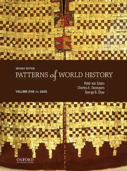 Patterns of World History: To 1600 (Paperback)