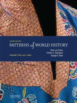 Patterns of World History: Since 1400 (Paperback)