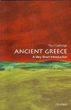 Ancient Greece: A Very Short Introduction (Paperback)