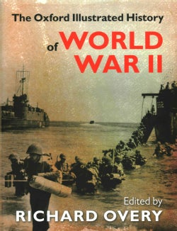 The Oxford Illustrated History of World War Two (Hardcover)