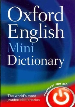 Oxford English Mini Dictionary (Paperback)