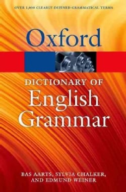 The Oxford Dictionary of English Grammar (Paperback)