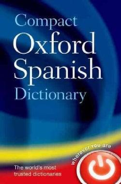 Compact Oxford Spanish Dictionary (Paperback)