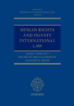 Human Rights and Private International Law (Hardcover)
