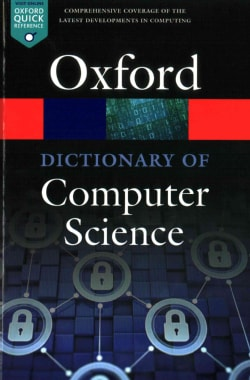 A Dictionary of Computer Science (Paperback)