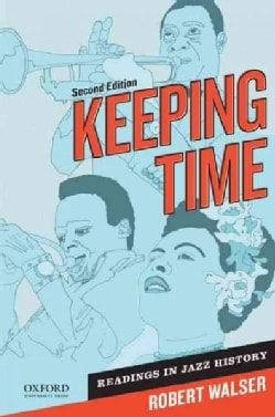 Keeping Time: Readings in Jazz History (Paperback)