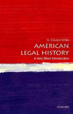 American Legal History: A Very Short Introduction (Paperback)