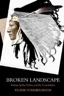 Broken Landscape: Indians, Indian Tribes, and the Constitution (Paperback)