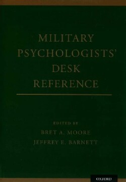Military Psychologists' Desk Reference (Hardcover)