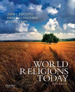 World Religions Today (Paperback)
