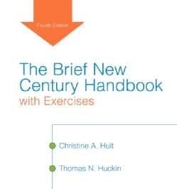 The Brief New Century Handbook With Exercises (Paperback)