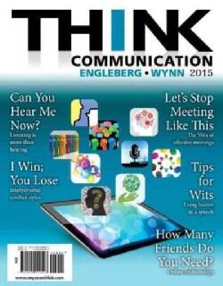 Think Communication 2015 (Paperback)