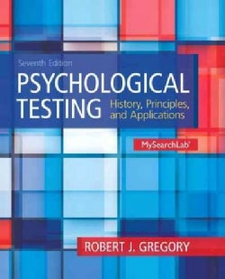 Psychological Testing: History, Principles and Applications (Hardcover)