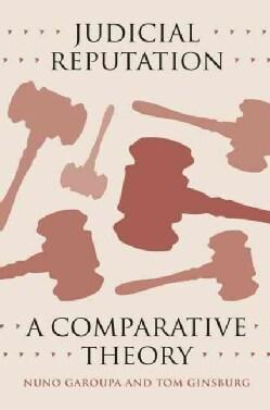 Judicial Reputation: A Comparative Theory (Hardcover)