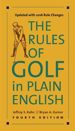 The Rules of Golf in Plain English (Paperback)