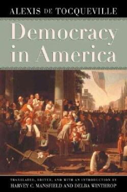 Democracy in America (Paperback)