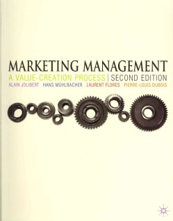 Marketing Management: A Value-Creation Process (Paperback)