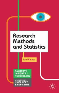 Research Methods and Statistics (Paperback)