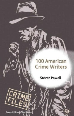 100 American Crime Writers (Hardcover)