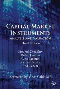 Capital Market Instruments: Analysis and Valuation (Paperback)