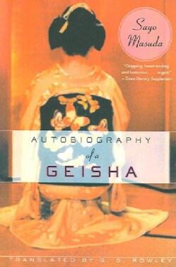 Autobiography Of A Geisha (Paperback)
