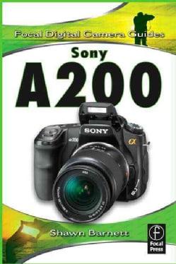 Sony A200 (Paperback)