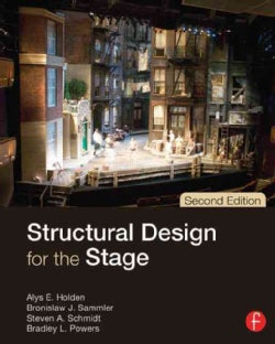 Structural Design for the Stage (Hardcover)