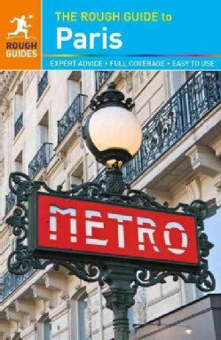 The Rough Guide to Paris (Paperback)