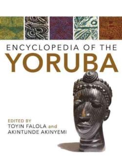 Encyclopedia of the Yoruba (Paperback)