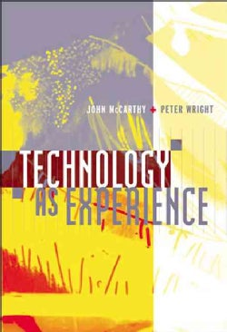 Technology As Experience (Paperback)