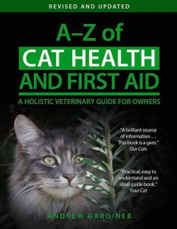 A-Z of Cat Health and First Aid: A Practical Guide for Owners (Paperback)