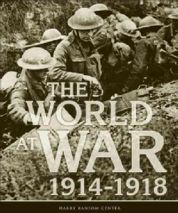 The World at War, 1914-1918 (Paperback)
