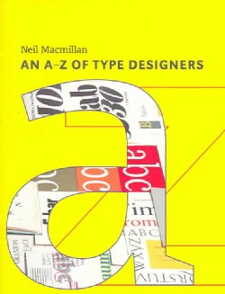 An A-Z of Type Designers (Paperback)