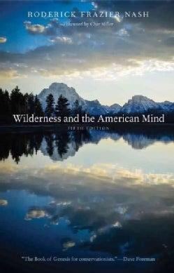 Wilderness and the American Mind (Paperback)