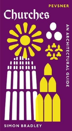 Churches: An Architectural Guide (Hardcover)