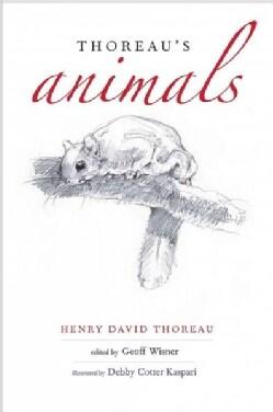 Thoreau's Animals (Hardcover)
